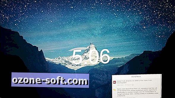 Gør fanen Chrome New Tab mere nyttigt, smuk