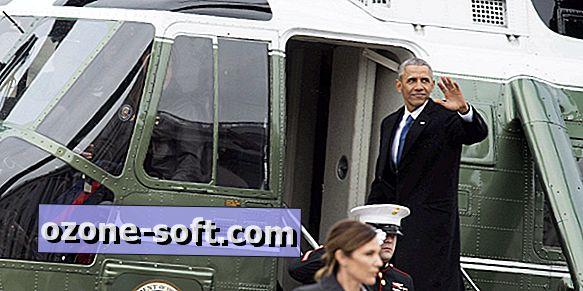 Pogrešam Obamas?  Sledite jim na socialnih medijih