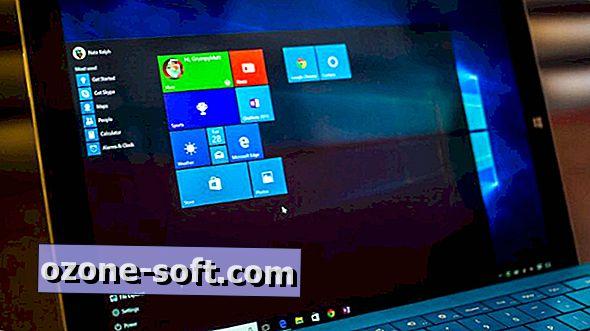 Nadgradnjo na operacijski sistem Windows 10 je na voljo tako
