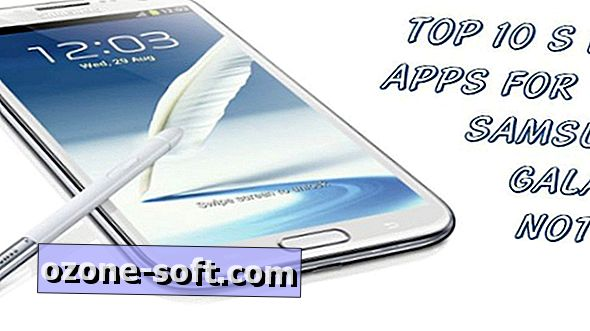 Top 10 des applications de stylet S Pen pour le Samsung Galaxy Note 2
