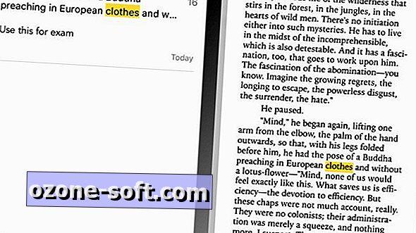 Coup d'oeil sur les pages avec 3D Touch dans iBooks
