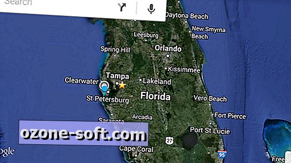 Obtenha o novo Google Maps com comandos de voz, informações de elevação do ciclista