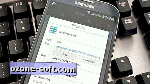 So komprimieren und komprimieren Sie Dateien auf Android mit dem ES File Explorer