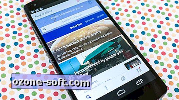 Használja a Foursquare Trip tippeket a tömegforrás-utazási tervekhez
