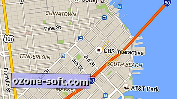 Állítsa be otthoni és munkahelyi címét a Google Térkép, Térképek mappában