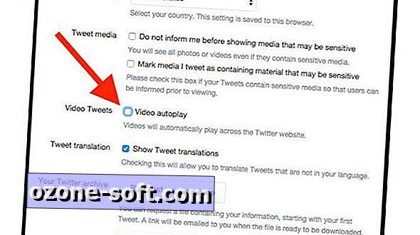 วิธีปิดใช้งานการเล่นวิดีโออัตโนมัติบน Twitter