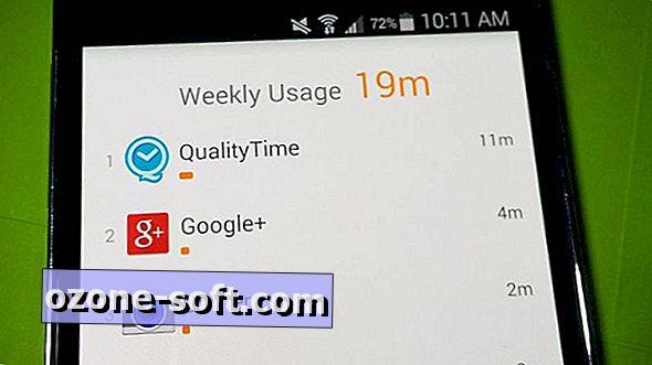Kasutage kvaliteediaega, et näha, milliseid Android-rakendusi kasutate kõige rohkem