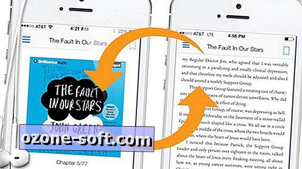 Hoe je kunt schakelen tussen lezen en luisteren in Kindle-apps