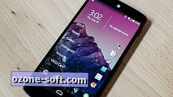 Installer og naviger Nokia Z Launcher for Android