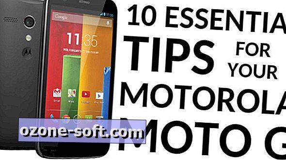 10 olulist nõuandet oma Moto G jaoks