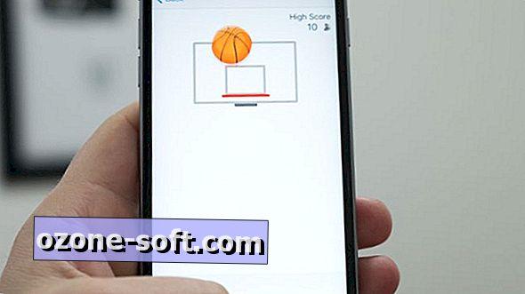 Kuidas mängida Facebook Messengeri salajast korvpalli mängu