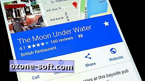 Oglejte si priljubljene trenutke za podjetja, ki uporabljajo storitev Google Now