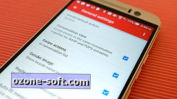 Hogyan lehet engedélyezni a beszélgetés nézetet a Gmailben az Android számára