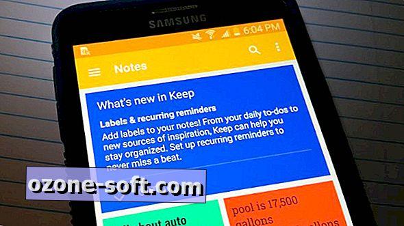 Aggiungi etichette e promemoria ricorrenti in Google Keep
