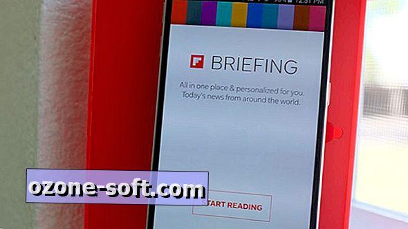 Kako odstraniti Briefing zaslon iz Galaxy S6, S6 Edge