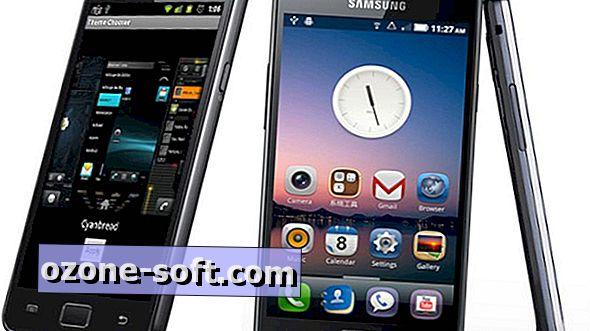 Najbolji prilagođeni ROM za Samsung Galaxy S2