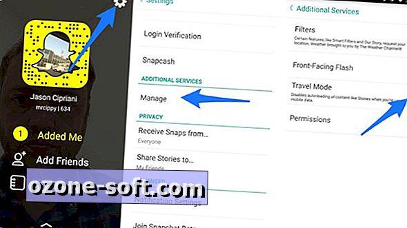 """Išsaugokite mobiliuosius duomenis su nauju """"Travel"""" režimu"""