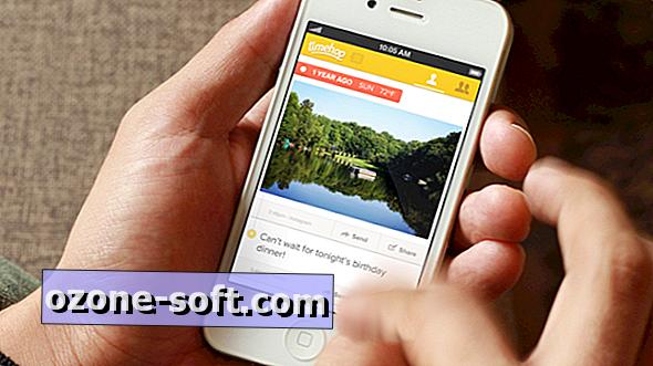 Timehop liefert eine tägliche digitale Zeitkapsel