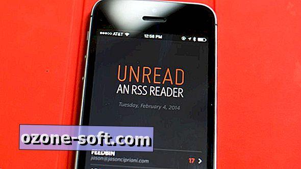 تطبيق iPhone الجديد غير المقروء يجعل خلاصات RSS تبدو جيدة