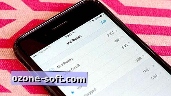 Kuidas määrata Maili kaks tüütu probleemi iOS 10-s