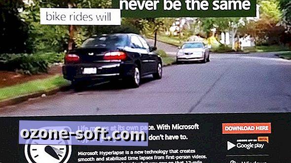 Testen Sie die Microsoft Hyperlapse-Beta auf Android
