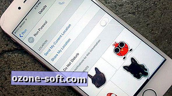 Comment trouver des photos d'anciens messages texte sur iOS