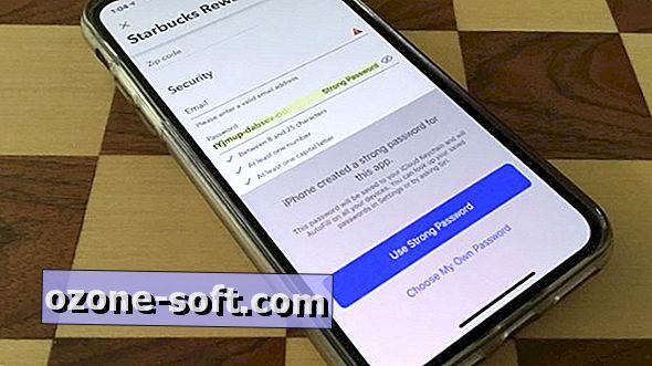 iOS 12 loob tugevad paroolid, et säästa aega ja hoida oma kontosid turvaliselt