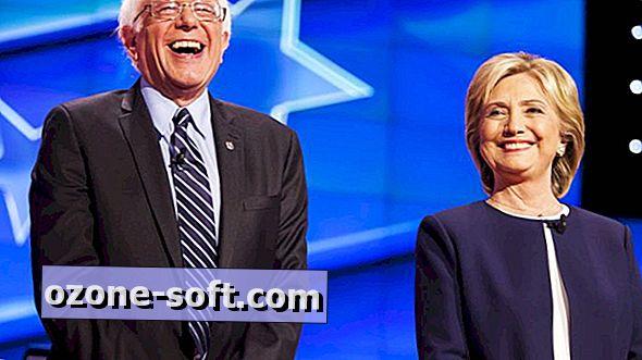 Como assistir o debate democrata Hillary Clinton-Bernie Sanders online