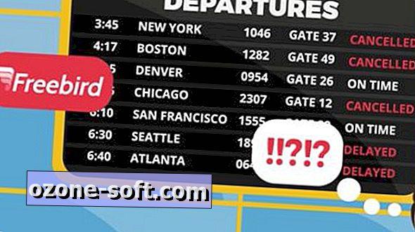 Freebirdiga saab tühistatud või hilinenud lennu kergesti ümber planeerida
