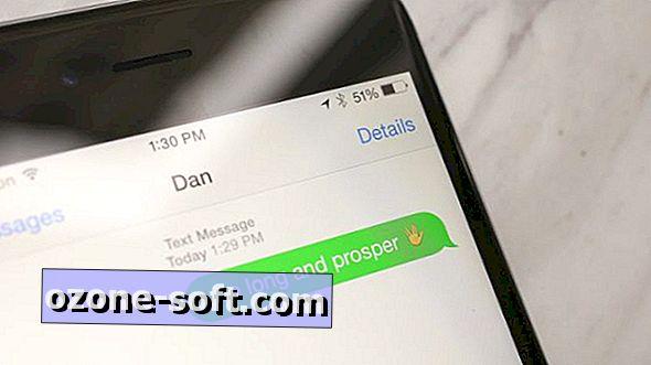 Lås upp den hemliga Spock emoji i iOS 8.3