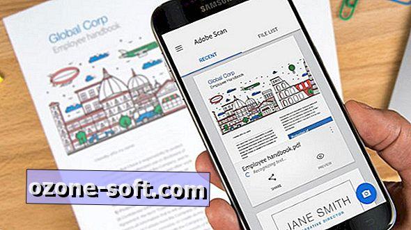 Prepnite telefón do skenera dokumentov pomocou aplikácie Adobe Scan