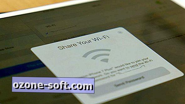 Izmantojot iOS 11, jums nekad nebūs jāsadala jūsu Wi-Fi parole kopā ar draugiem