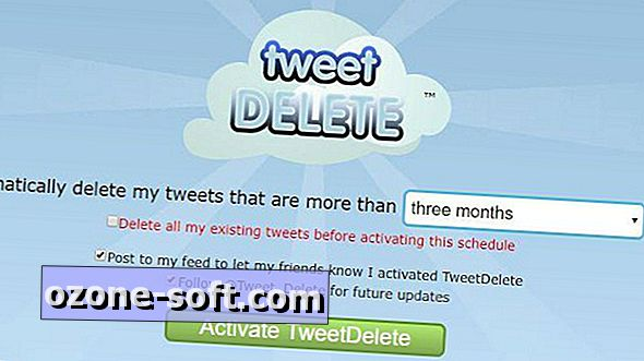 Ta bort gamla tweets så att de inte kommer tillbaka för att hemsöka dig