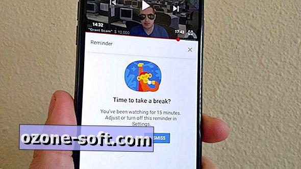 A YouTube Take a Break szolgáltatás használata
