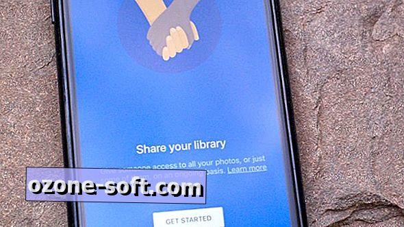 Nastavitev knjižnice v skupni rabi z Google Foto