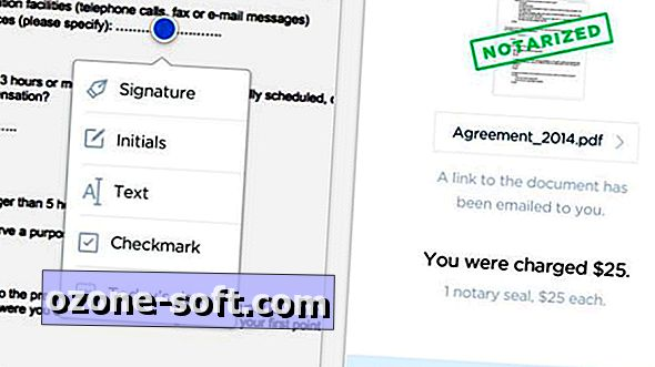 Upotrijebite svoj iPhone da biste dokument ovjerili