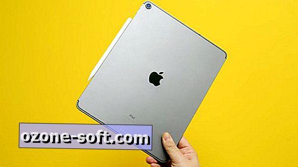 Nägu ID tundmine iPad Pro-s