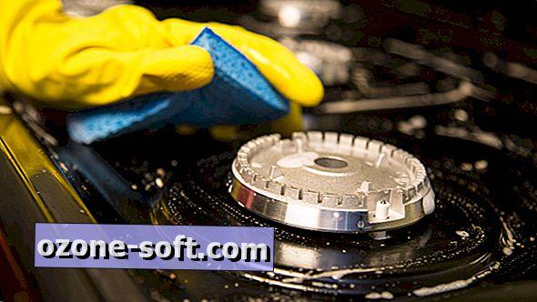 Làm thế nào để làm sạch bếp gas của bạn chỉ với một vài nguồn cung cấp