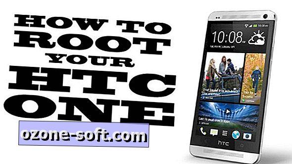 Kaip šaknis HTC One