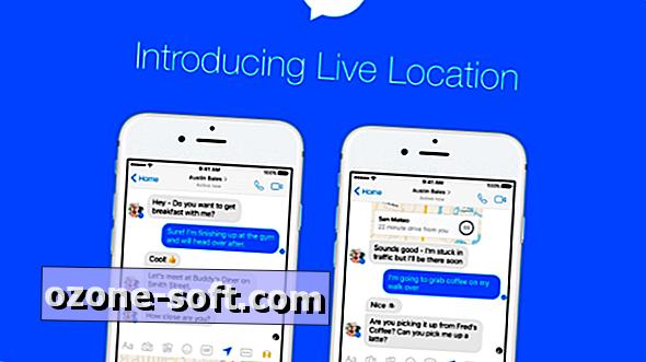 """Live Location stāsta jūsu FB Messenger draugiem """"Es esmu šeit, nāc atrast mani"""""""