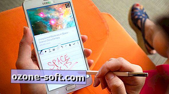 Samsungi Galaxy märkuse 4 S-pensüsteliga alustamine