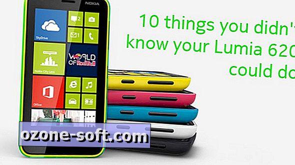 10 kasulikku nõuandet oma Nokia Lumia 620 jaoks