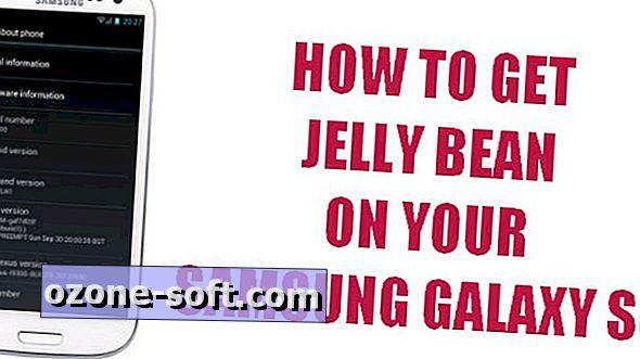 Kako priti Jelly Bean na vaš Samsung Galaxy S3