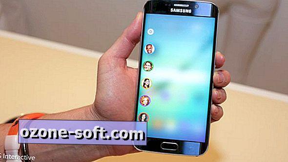 Ako používať Galaxy S6 Edge ľavou rukou