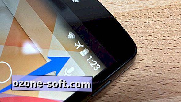 """Įgalinkite baterijos procentinį rodiklį """"Android"""" 4.4 """"KitKat"""""""