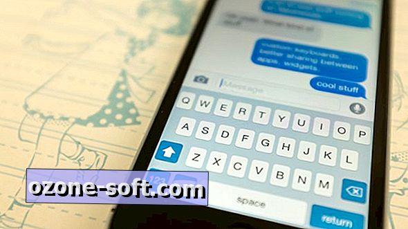 Ako nainštalovať vlastné klávesnice na iOS 8