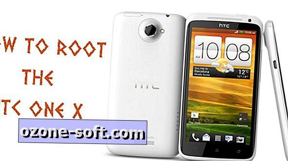 كيف تجذر HTC One X