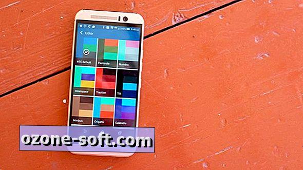 Hogyan változtassuk meg a hangsúlyt a HTC One M9-en