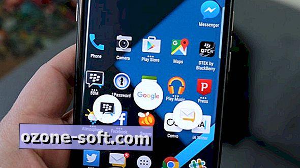 Προσαρμόστε τις συντομεύσεις ολίσθησης του BlackBerry Priv