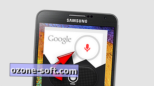 """Pradėkite """"Google"""" dabar savo balsu """"Galaxy"""" pastaboje 3"""
